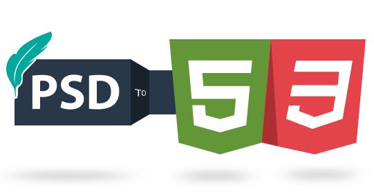PSD to HTML / WordPress Development